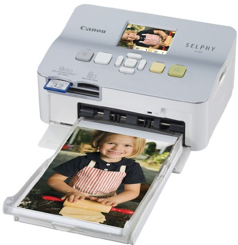 Canon SELPHY CP780 Compact Photo Printer Photo Printers at amazon