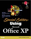 Using Microsoft Office XP, Ed Bott and Woody Leonhard, 0789725134