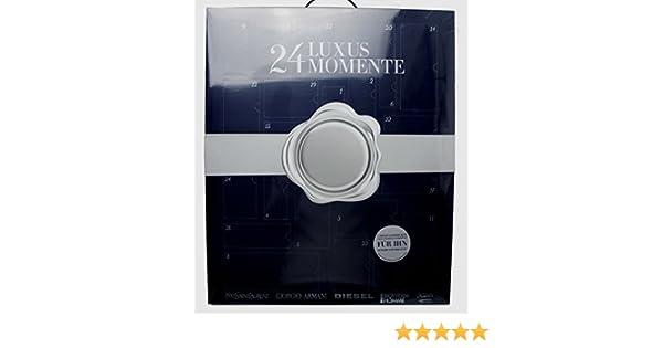 Douglas Calendario de Adviento, 24 momentos de lujo, para hombre: Amazon.es: Hogar