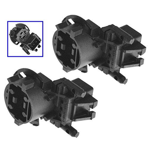 il Light Bulb Socket Pair for Chevy Cavalier Pontiac Sunfire ()