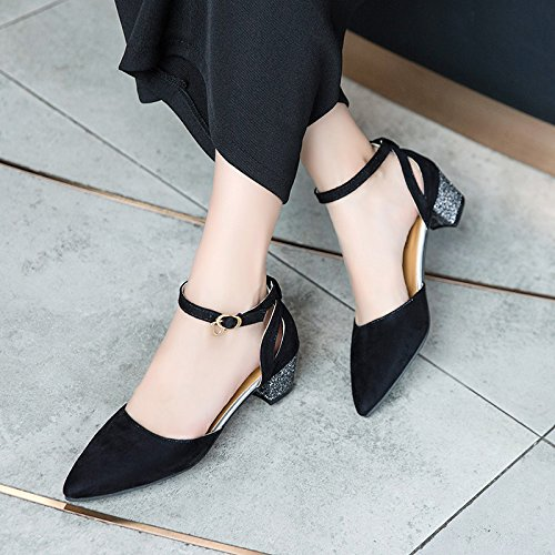 Corte de Xue Xue Qiqi Zapatos Zapatos Qiqi wagYqv7