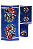 Avengers 3-piece Bath Towel Set