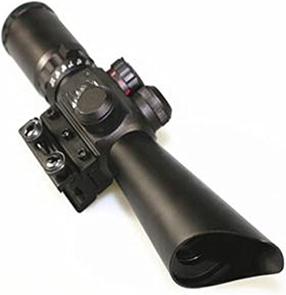 SHENGHUAJIE 3.5-10x40E M8 Tactical Optics Hunting Gun Riflescope Air Rifle Scope