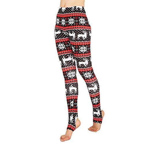Yoga Dei Allenamento Del Yoga Donne Fisica Forma Bodycon4u Pantaloni Sport Modello Di Di Delle 3d 17 Ginnastica Stampa Salotto XRwZq7xa