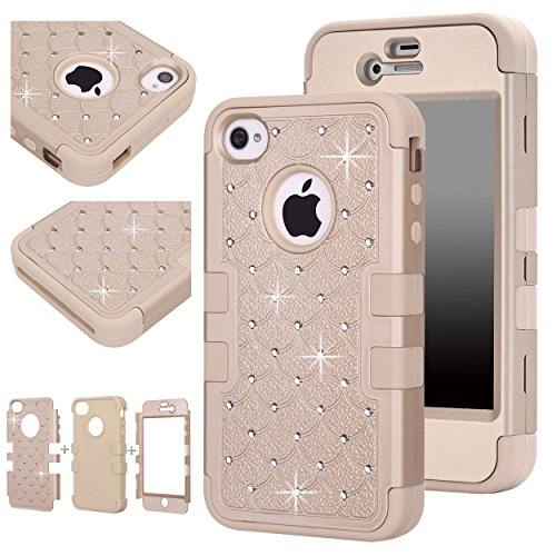 iphone 4 case full body - 3