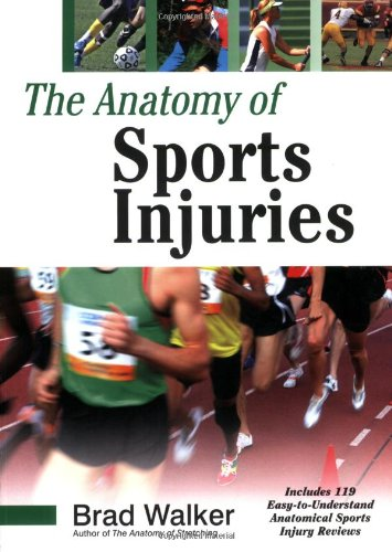Anatomy Sports Injuries Brad Walker product image