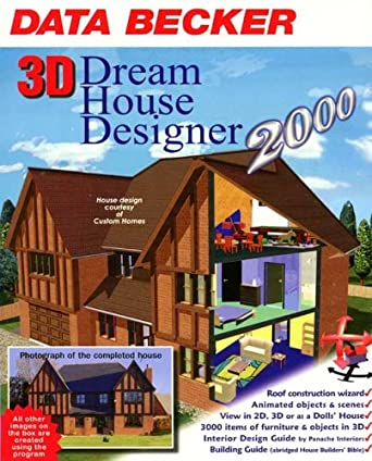 3 d dream house designer 2000 - 3d Dream Home Designer