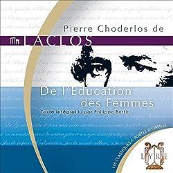 De l'Education des Femmes