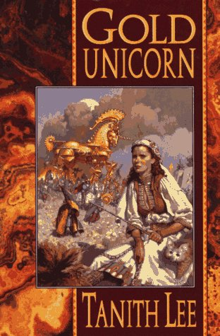 book cover of Gold Unicorn