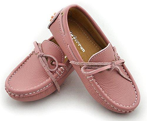 TDA , Mocassins mixte enfant - rose - rose,