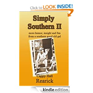Simply Southern II Cappy Hall Rearick