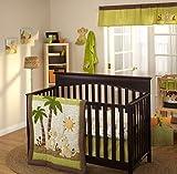 Disney Lion King Wild About You 4 Piece Crib Bedding Set Reviews