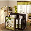 Disney Lion King Wild About You 4 Piece Crib Bedding Set