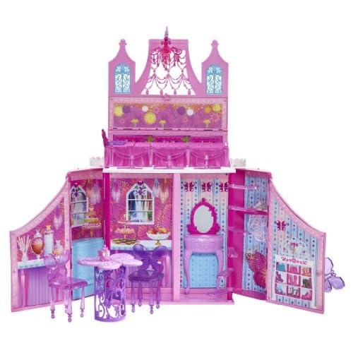 Barbie Y6855 - Maison de Poupée - Le Château des Fées