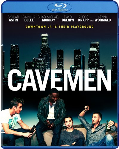 Cavemen [Blu-ray] -  Rated R, Herschel Faber, Chad Michael Murray