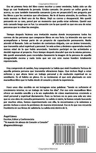 La Salida: Si existe (Spanish Edition): Humberto Trotoza ...