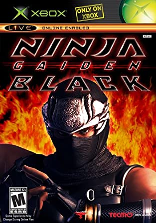 Amazon Com Ninja Gaiden Black Artist Not Provided Video Games