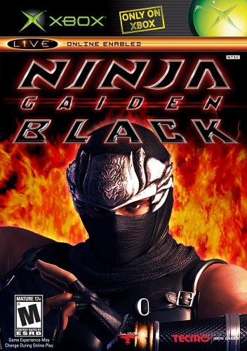Ninja Gaiden Black (Ninja Gaiden 3 Xbox 360)