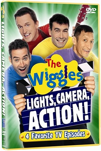 The Wiggles: Lights, Camera, Action! 4 Favorite TV Episodes
