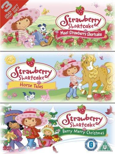 (Meet Strawberry Shortcake/Horse Tales/Berry Merry Christmas)