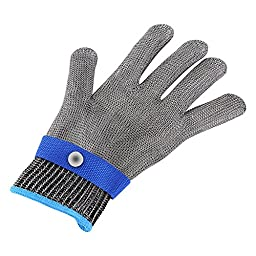 Cut Resistant Gloves Level 5 Security Protection Safety Gloves Kitchen Supplies for Cutting, Clipping Protect - XXL