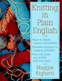 Knitting in Plain English, Maggie Righetti, 0312458533