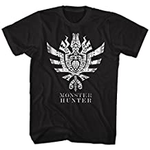 Monster Hunter Ultimate 4 Symbol Action Role Playing Video Game Adult T-Shirt