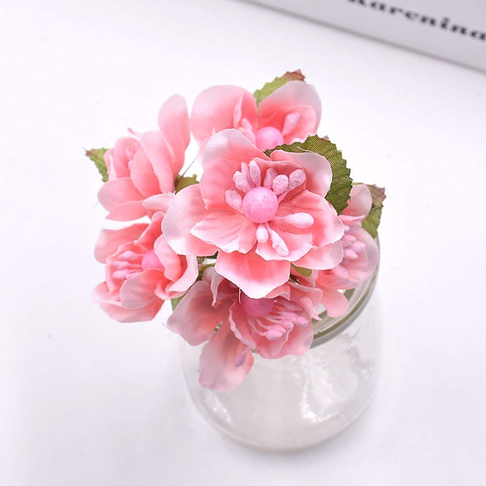 Amazon Hatabo Decor Wedding Flowers Blossoming 72pcslot Cheap