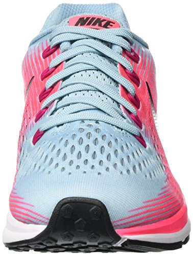 Scarpe White Blue NIKE Sport Fuchsia Racer Multicolore 406 Air Running Wmns Pegasus Pink Donna Zoom 34 Mica wxXUqP1