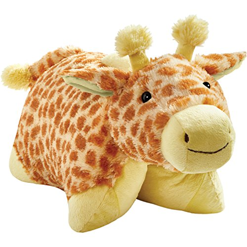 Pillow Pets Signature, Jolly Giraffe, 18