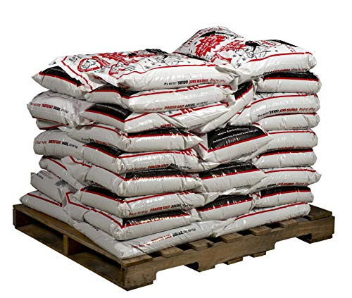 25lb Bag of Bare Ground Coated Granular Ice Melt (Pallet 99) ()