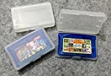 12 Pcs Gameboy Cartridge Cases for GBA SP GBM