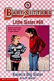 Karen's Big Sister, Ann M. Martin, 0590261932