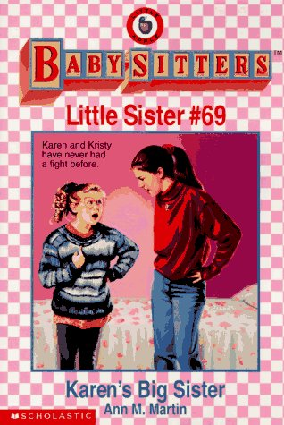 Read Online Karen's Big Sister (Baby-sitters Little Sister) pdf epub
