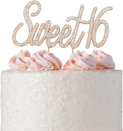 Amazon.com: Decoración para tarta de Mr y Mrs: Kitchen & Dining