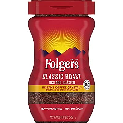 Folgers Regular Instant from Folgers