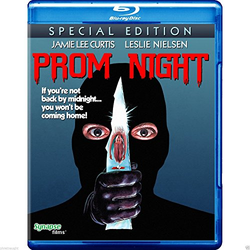 Blu-ray : Prom Night (Colorized, Widescreen, Anamorphic)