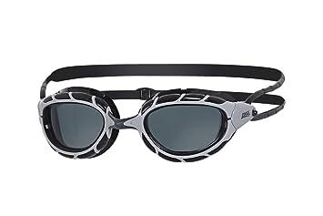 Zoggs Predator Gafas de Natación, sin Género, Plateado/Negro (Silver/Black), Talla única: Amazon.es: Deportes y aire libre