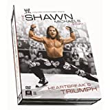 NEW Shawn Michaels: Heartbreak & T