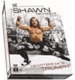 NEW Shawn Michaels: Heartbreak & T (DVD)