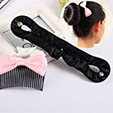 1PCS Roller Styling Locks Weaves Hair Band Accessories Women Girls Hair Braiding Tool 2 Sizes