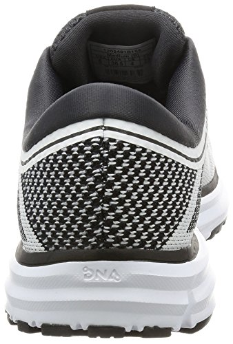 Revel Shoes Brooks Whiteanthraciteblack 1b155 Running Grey WoMen CqnxHT