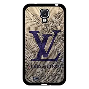 Samsung Galaxy S4 I9500 Louis and Vuitton Flower Background Beautiful 3D Phone Case