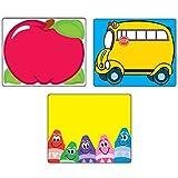 TREND Enterprises Classroom Classics Terrific Labels, 108 Ct, Trend