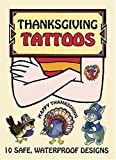 Thanksgiving Tattoos, Cathy Beylon, 0486405362