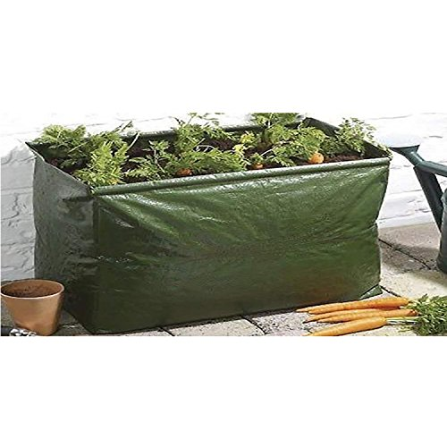 Cheap  Auony PE Raised Garden Bed,14 Gallon Potato Grow Bag Garden Plant Bags..