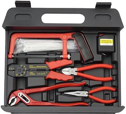 Famex - Maletín de herramientas universal (156 piezas): Amazon.es ...