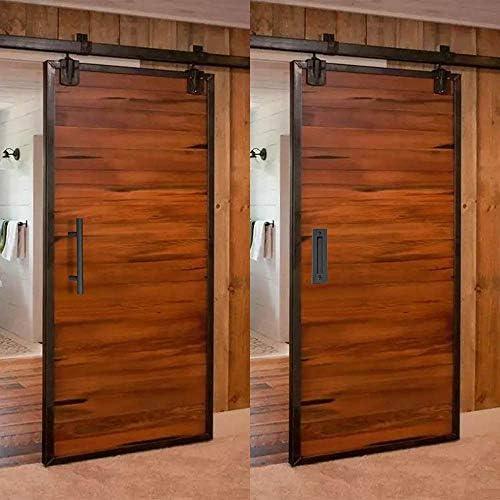 Yescom - Tirador de puerta corredera de 30,48 cm para puerta de ...