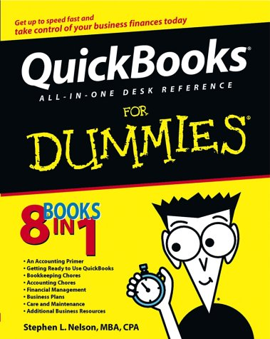 Office Accounting Quickbooks (QuickBooks All-in-One Desk Reference For Dummies)