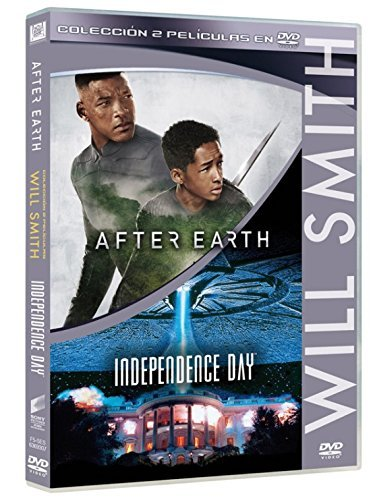 Pack Will Smith: Independence Day + After Earth